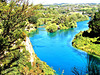 View Of The Waikato River