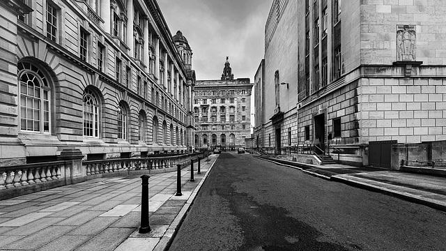 Georges Dock Way, Liverpool