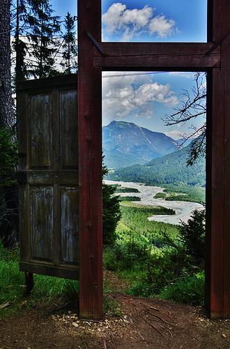 Porta Alpinae lechzopf Auf dem Baichlstein