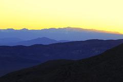 Dawn from Dante's Overlook