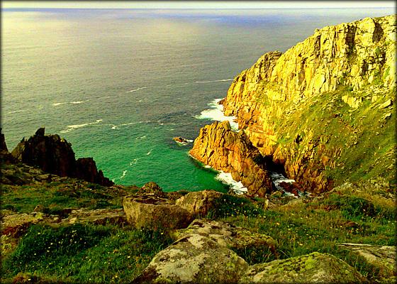 Cornish colour fantasy.