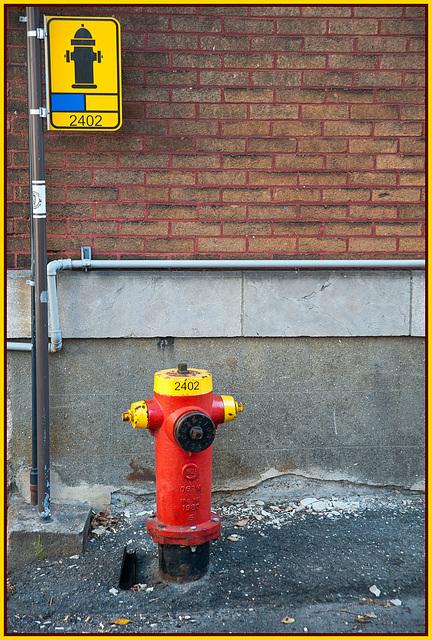 Hydrant 2402