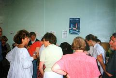 Répétitions Chorales et pot à Chaumes 30/05/1996