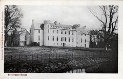 Fetternear House, Aberdeenshire, Scotland (now a ruin)