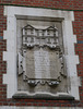 Christ Church School Plaque