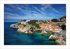 Dubrovnik...La belle...