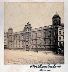 Northumberland House, Charing Cross, Westminster, London (Demolished)