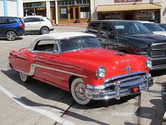 1954 Pontiac Star Chief Convertible