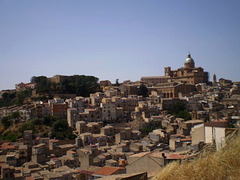 General view of Piazza Armerina.