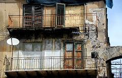 Zwei Appartments mit Balkon