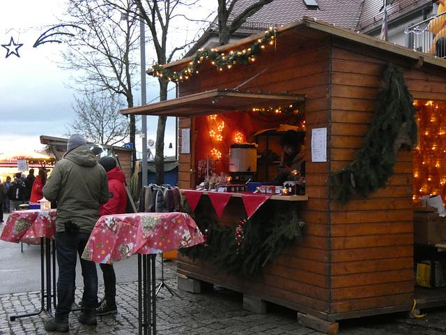 Weihnachtsmarkt Regenstauf