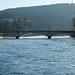 BESANCON: Le doubs, le pont St Pierre.