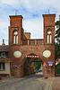 Altentreptow, Demminer Tor (Stadtseite)