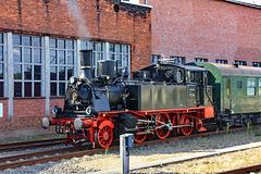 DR 91 134 - eine Preußische T9