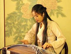 Guzheng : Cithare Chinoise→→→→→→→→→→→EXPLORER