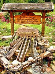 Untersberger Kugelmühle