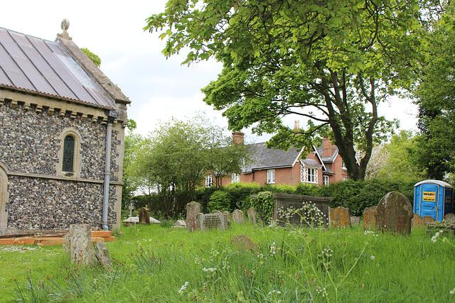 Former Vicarage, Flixton, Suffolk