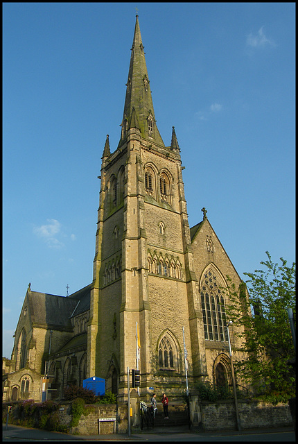 Lancaster Cathedral
