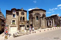chapelle saint Clair à Aiguilhe (3)