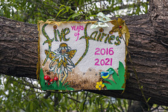 Five Years of Fairies 2016 - 2021