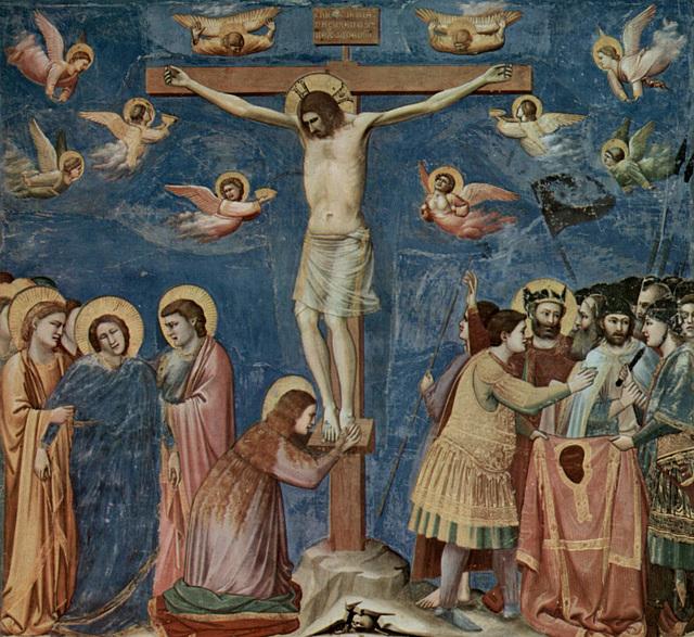 Vendredi Saint : La Crucifixion