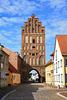 Altentreptow, Neubrandenburger Tor (Stadtseite)