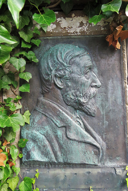 johnson memorial, brampton, cumbria