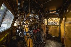 MÁV 242.001 - steam locomotive