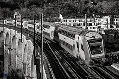 Bombardier Doppelstock-Steuerwagen 1./2. Klasse der CFL