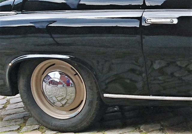 Škoda 1200 TS, 1961