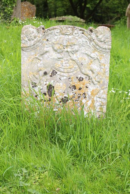 Flixton Churchyard, Suffolk