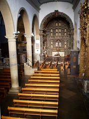 Secondary altar.
