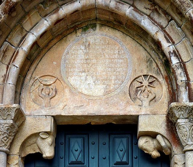 Paço de Sousa - Mosteiro do Salvador