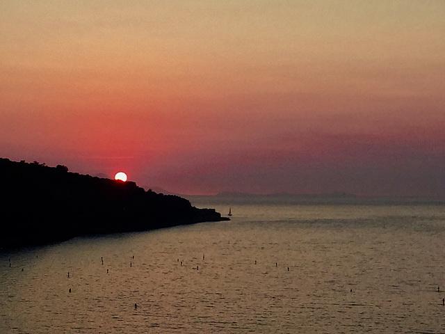Sunset Sorrento