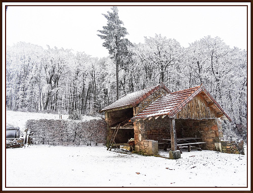 Impression d'hiver... [ON EXPLORE]