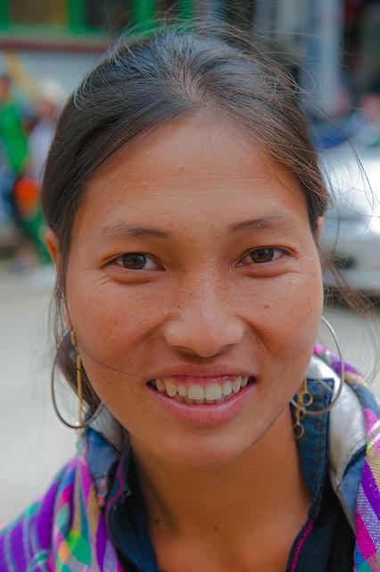 Yao girl Dung
