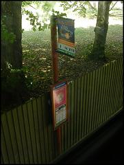 Activ bus stop