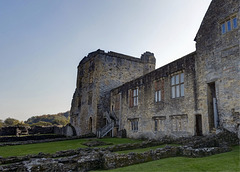 West Tower and Elizabethan Range/Chamber Block- Helmsley Castle (3 x PiPs)