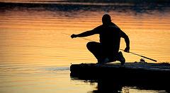 Il pescatore guerriero ... - The warrior fisherman ...