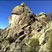 3 climbers on El Cancho Largo. Please enlarge.