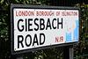 Giesbach Road N19