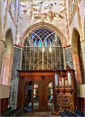 Choir of the Martini Church, Groningen...