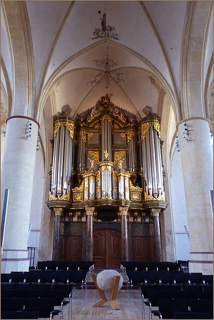 Organ Martini Church Groningen...