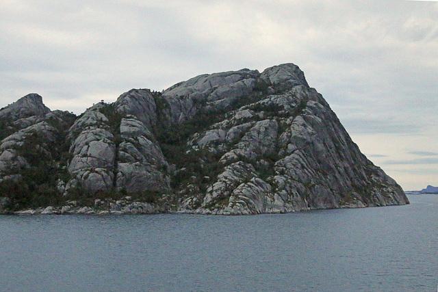 Leaving Flåm, Norway