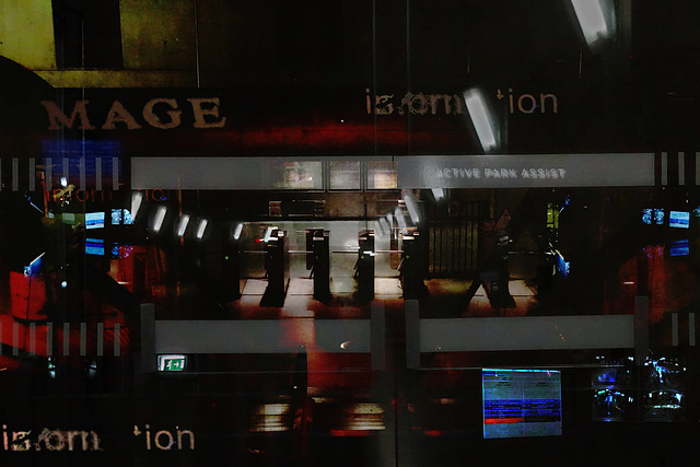 Lost in trans-station