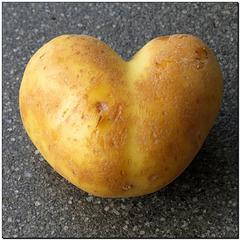Kartoffel | Herz