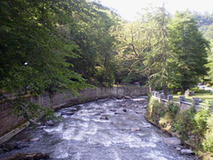 River Borjomula.