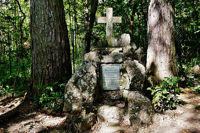 Gefallen am 27. Juli 1866 - Fallen on 27 July 1866
