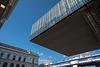 contrasts. University Library Graz