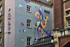 Site of the Marquee Club – 90 Wardour Street, Soho, London, England